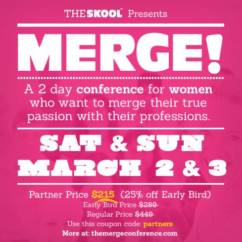 MERGE!-Partners-Discount